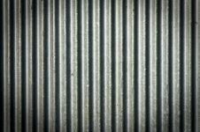 Texture Of Metal Plate Stock Photo