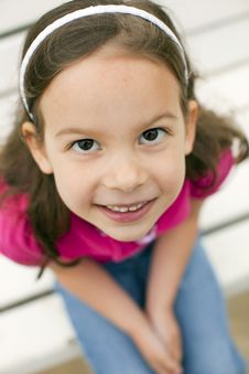 Free Little Girl Stock Images - 14815654