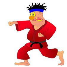 Free Karate Stock Image - 14816371