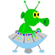 Free Alien Royalty Free Stock Image - 14816376