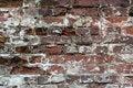 Free Brick Wall Royalty Free Stock Image - 14835356