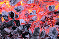 Free Charcoals In Flame Stock Photography - 14837272