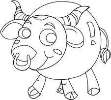 Free A Bull Stock Photo - 14832360