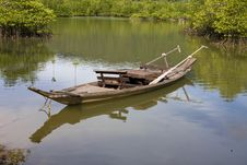 Free Wooden Boat Stock Photos - 14832973