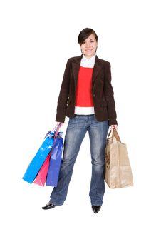 Free Shopping Royalty Free Stock Photo - 14833255
