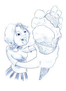 Free Ice Cream Royalty Free Stock Image - 14833386