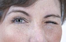 Free Beautiful Female Eye Royalty Free Stock Photo - 14833575