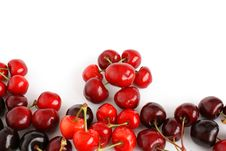 Free Cherries Royalty Free Stock Images - 14833679