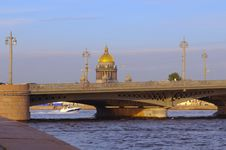 Free Saint Petersburg, Russia, St. Royalty Free Stock Images - 14834109