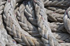 Rope Background Royalty Free Stock Images