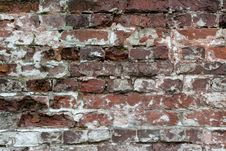 Free Brick Wall Royalty Free Stock Image - 14835356