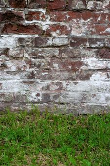 Free Brick Wall Royalty Free Stock Image - 14835406