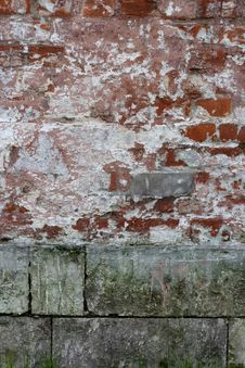 Free Brick Wall Royalty Free Stock Photo - 14835465