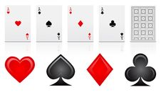 Free Game Cards Stock Photo - 14835550