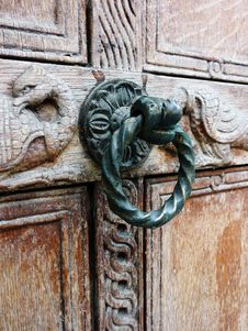 Free Antique Door Royalty Free Stock Photo - 14836385