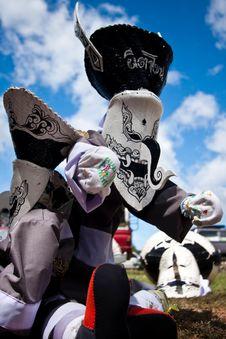 Free Phi Ta Khon Festival Stock Image - 14836521