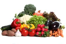 Free Assorted Vegetables Stock Image - 14836991