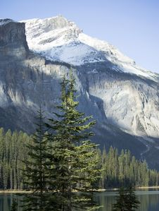 Free Emerald Lake Royalty Free Stock Image - 14837956