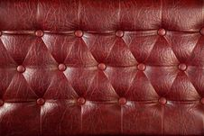 Free Texture Of Royal Leather Royalty Free Stock Photo - 14838245