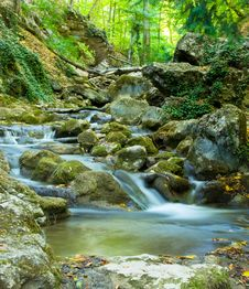 Free River Stock Photography - 14838972
