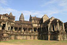 Free Angkor Wat Stock Images - 14839174