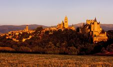 Free Segovia Royalty Free Stock Images - 14839319