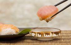 Free Sushi Royalty Free Stock Image - 14839476