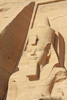 Free Abu Simbel Ramses Stock Images - 14839634