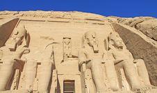 Free Abu Simbel 4 Royalty Free Stock Photo - 14839745