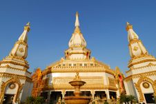 Free Thailand Temple Royalty Free Stock Photography - 14839947