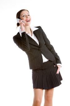 Free Businesswoman Stock Photos - 14840113