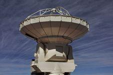 Free Huge 300ghz Antenna Royalty Free Stock Image - 14840676