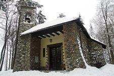 Free Stone Traditional Historic Chatolic Churches Royalty Free Stock Photos - 14841158