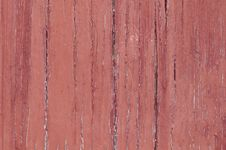 Free Red Painted Wood Royalty Free Stock Photos - 14841328