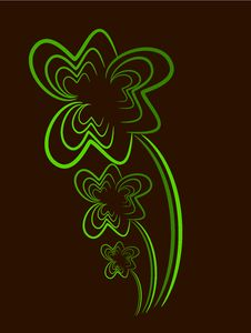 Free Shamrock Symbolic Stock Photography - 14841592