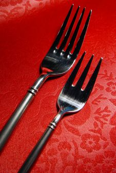 Free Forks Stock Images - 14842174