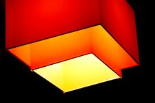 Free Shade Lamp Royalty Free Stock Photography - 14842447