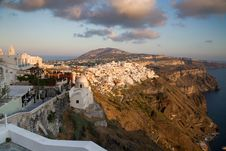 Free Santorini Stock Photography - 14843992