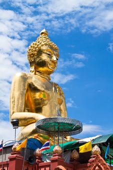 Free Lord Buddha Royalty Free Stock Images - 14845089