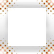 Free Vintage Photo Frame With Classy Patterns Stock Images - 14845284