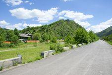 Free Wutai Mountain Scenery Stock Photography - 14846062