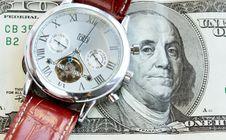 Free Wrist Watch Stock Image - 14846261