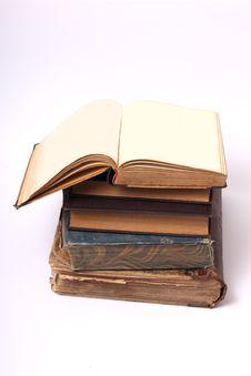 Free Books. Royalty Free Stock Photo - 14846915