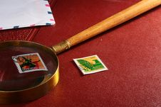 Free Postage Stamps Stock Photos - 14847383