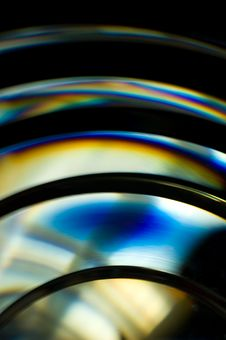 Free Optical Elements Royalty Free Stock Photography - 14847677