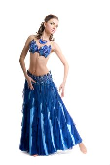 Free Beautiful Woman Dancing Stock Photo - 14847860