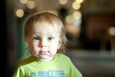 Free Portrait Of A Little Boy Stock Photography - 14848152