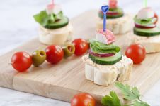 Free Sandwiches Stock Photos - 14849873