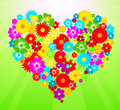 Free Flower Heart Stock Photos - 14854133