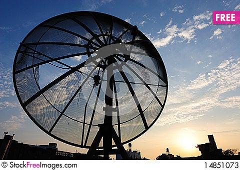 Free Satellite Dish Stock Photos - 14851073